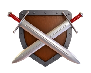 Sword & Shield Small