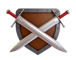 Sword & Shield Small